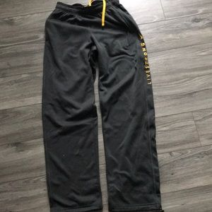 Nike livestrong thermal fit sweatpants